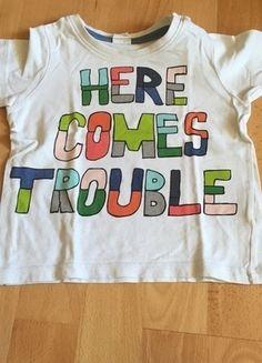 Kaufe meinen Artikel bei #Mamikreisel http://www.mamikreisel.de/kleidung-fur-jungs/kurzarmelige-t-shirts/28900786-t-shirt-in-der-grosse-80
