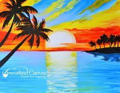 Gallery - Uncorked Canvas Paint and Wine Studio - Tacoma