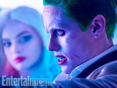 Click image to view New Photos and Entertainment Weekly Covers for Suicide Squad