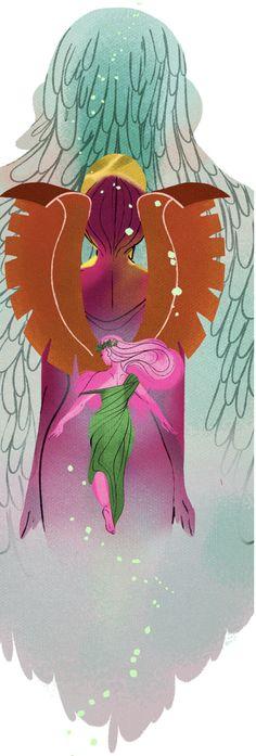 Lore Olympus, Persephone, Webtoon, Christmas Ornaments, Holiday Decor, Fictional Characters, Art, Comics, Art Background