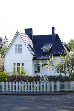 1909 Swedish home in Kristianstad, Sweden