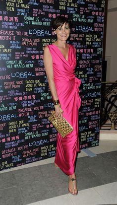Ines de la Fressange - DJ Set With Josephine de la Baume At LOreal Suite - 65th Annual Cannes Film Festival