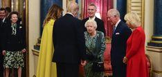 Quand Elizabeth II gronde la princesse Anne après un faux pas avec Donald et Melania Trump