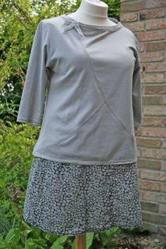 Shirt Bertina von Traumschnitt Rock Ottobre Beides 2012