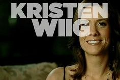 Top 10 Kristen Wiig skits. This is golden. For when you are having a bad day!