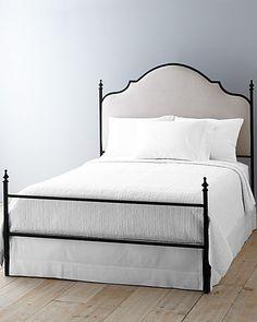 LaSalle Iron Bed