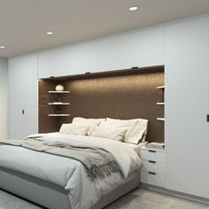 Fitted Bedroom Furniture, Fitted Bedrooms, Clean Bedroom, Fitted Wardrobes, Wardrobe Design, Quality Furniture, Design Process, Storage Solutions, Home Remodeling