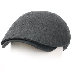 ililily Cotton Flat Cap Cabbie Hat Gatsby Ivy Cap Irish Hunting Hat Newsboy  (flatcap-004-10) ec08c02bf8f