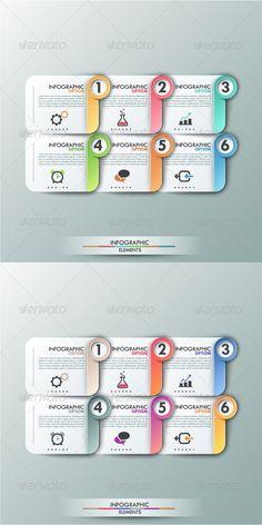 Modern Infographics Options Banner (2 Versions) Tempalte #design Download: http://graphicriver.net/item/modern-infographics-options-banner-2-versions/8168497?ref=ksioks