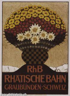 Rhätische Bahn - Graubünden-Schweiz