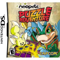 Neopets puzzle adventure prizes for animal jam