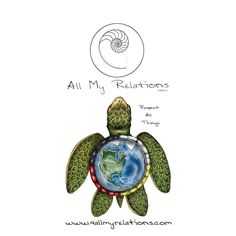 TURTLE ISLAND SHOP NOW.... at www.4allmyrelations.com or click the link on our page Based on Iriqoius creation story Men's ,Women's and children's sizes available from Small-3X Just click the link on our page @4allmyrelations or go to www.4allmyrelations.com and search Turtle island According to Iroquois oral history, Sky Woman fell down to the earth when it was covered with water. Various animals tried to swim to the bottom of the ocean to bring back dirt to create land. Muskrat succeeded i