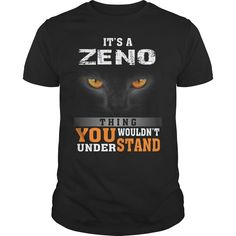 It's a Zeno Thing You Wouldn't Understand - Name Custom…