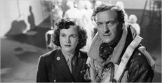 I love this film.  A matter of life and death. With David Niven