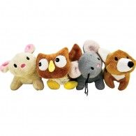 Woodland Critters - Assorted Pack of 4 - Set I