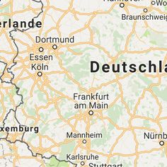 """""""Die Kur"""" :: Resort therapies in Germany :: Map with spas and health resorts in Germany"""