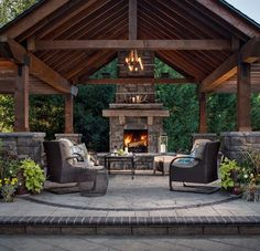 EMPIRE CITY OUTDOOR LIVING - Outdoor Fireplaces