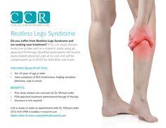 Restless Leg Syndrome  RLS