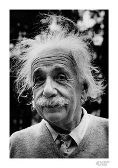 Albert Einstein was approached so often by fans wanting explanations of his theories he would say, Pardon me, sorry! Always I am mistaken for Professor Einstein.