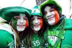 Saint Patrick's Day 2014 Coloring Pages,Crafts,Models,Drawings
