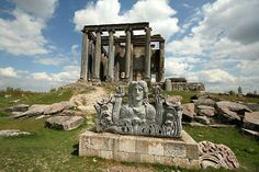 Turkey, Kütahya AİZANOİ ANTIC CITY