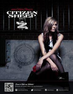 www.citizensheep.ca Advertising, Movie Posters, Movies, Films, Film, Movie, Movie Quotes, Film Posters, Billboard