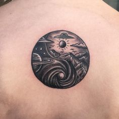 Yin Yang tattoos are not new. They have been part of traditional Chinese culture for thousands of years. Yin and Yang tattoos have a deep meaning. Yin and Yang represent the circle of life. Yin Yang Tattoos For Couples, Couple Tattoos, Bicep Tattoo, Chinese Culture, Designs To Draw, Tattoo Drawings, Tattoo Inspiration, Tattoo Designs, Tattoo Ideas
