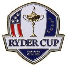2012 Ryder Cup Pin