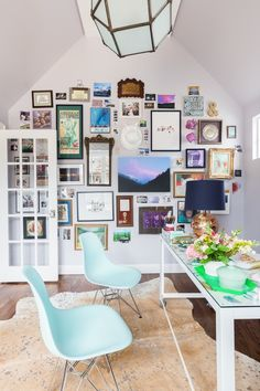 20 High-Design Home Offices