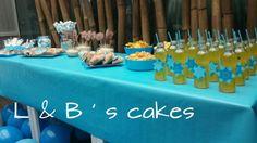 Detalle mesa cumpleaños