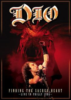 Barnes & Noble® has the best selection of Rock Hard Rock - General CDs. Buy Dio's album titled Finding the Sacred Heart: Live in Philly 1986 to enjoy in Black Sabbath, Portsmouth, Hard Rock, Festival Posters, Concert Posters, Music Posters, New Hampshire, Houston, James Dio