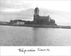 Aatto Aaltosen sotakuvakokoelmasta. - Viipuri Castle 1940's