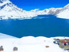 World's highest altitude Tilicho lake (5200meter)