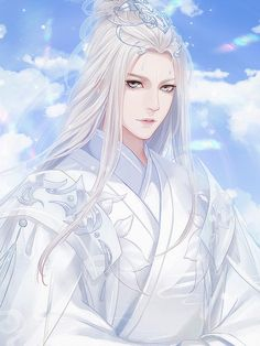 Ying Yue was a teacher. His love for children was immense. Fantasy Art Men, Beautiful Fantasy Art, Anime Fantasy, Boys Anime, Cute Anime Boy, Anime Love, Chinese Drawings, Chinese Art, Manga Art