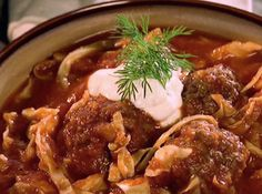 Un-Stuffed Cabbage Soup Recipe