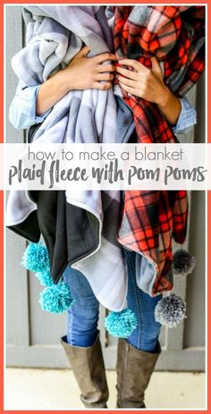 How to Sew a Fleece