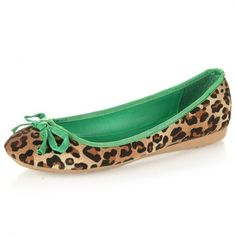 Leopard mixed with green! So cute :) $12.50!