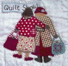 Two Patch Ladies