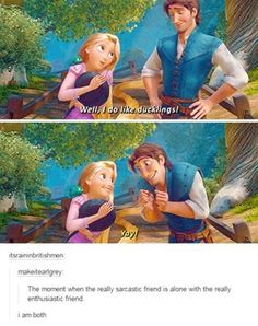 51 Super Ideas For Funny Disney Humor Rapunzel Disney Marvel, Disney Pixar, Disney Jokes, Funny Disney Memes, Stupid Funny Memes, Disney And Dreamworks, Marvel Dc, Hilarious, Funny Stuff