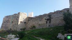 Castello  #Vieste #Gargano #Puglia #Italy #Italia #79thAvenue #EIlViaggioContinua #AlwaysOnTheRoad