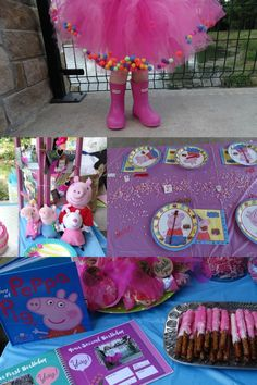 twinkle twinkle little star birthday party Dessert Table Candy