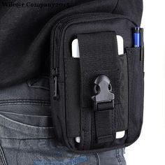 Tactical Military Outdoor Double Zip Up Waist Phone Bag Hiking Riding Camp Pack http://www.ebay.com/itm/182069339592?var=&ssPageName=STRK:MESELX:IT&_trksid=p3984.m1555.l2649