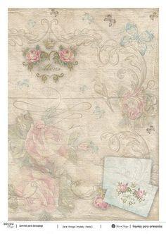 2 часть. Картинки с винтажными коллажами. | Творческая мастерская Марины Трублиной