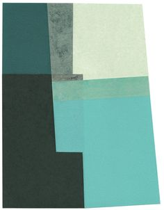 rmgdesign:  Tissue collages by Courtney Price. (via A tissue....