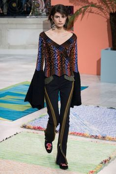 Peter Pilotto Autumn/Winter 2017 Ready to Wear Collection | British Vogue
