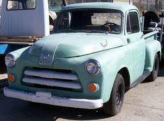 Vintage 1954-Dodge Trucks