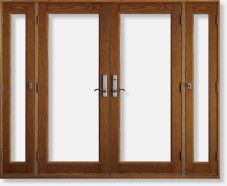 Venting Patio Doors vented sidelight patio doors design features - neuma doors
