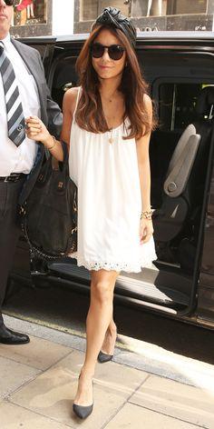 cdde5b0344 Parisienne Vanessa Hudgens Style