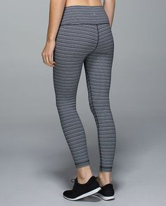 Lululemon High Times Pant - these are the most flattering pants ever #yoga #fitness #leggings | Shop @ FitnessApparelExpress.com