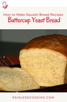 Learn how to make Squash bread recipes for my favorite 6 with yeast and 3 quick breads; includes recipes using pumpkin, zucchini and yellow squash or substitute your favorite squash. Tasty Bread Recipe, Bread Recipes, Yeast Bread, Bread Baking, How To Make Squash, Recipe Using Pumpkin, My Daily Bread, Squash Bread, Party Decoration